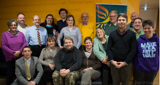 LGBT+ Lib Dems Winter Strategy Conference 2015