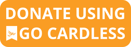 Donate with Go Cardless