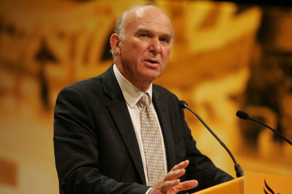 Vince Cable at 2018 Spring Conference