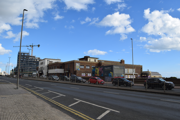 King Alfred Centre - Hove - 2019